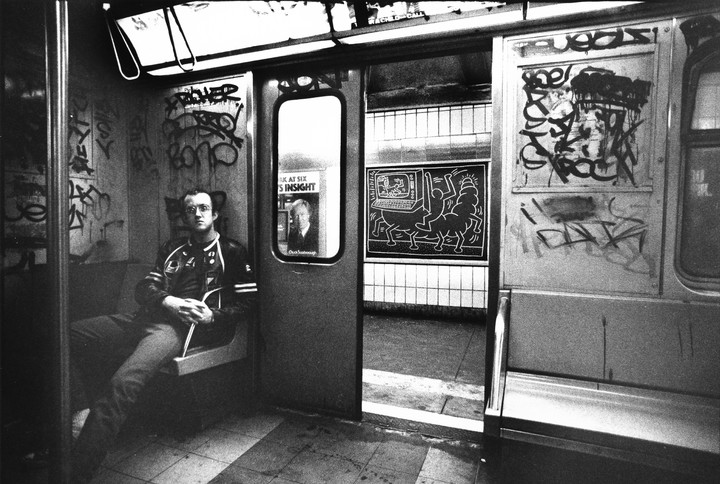 the first major uk retrospective of keith haring is coming
