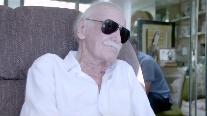 Watch Stan Lee's Heartfelt Final Message to His Fans