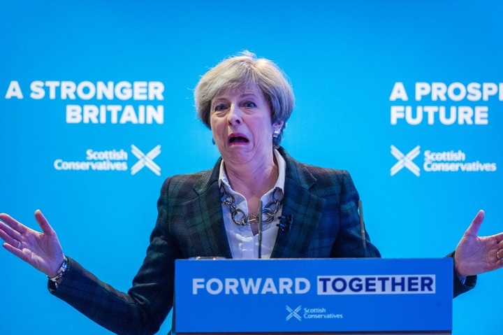 If Theresa May Goes, Who Could Lead the Tory Party Next?