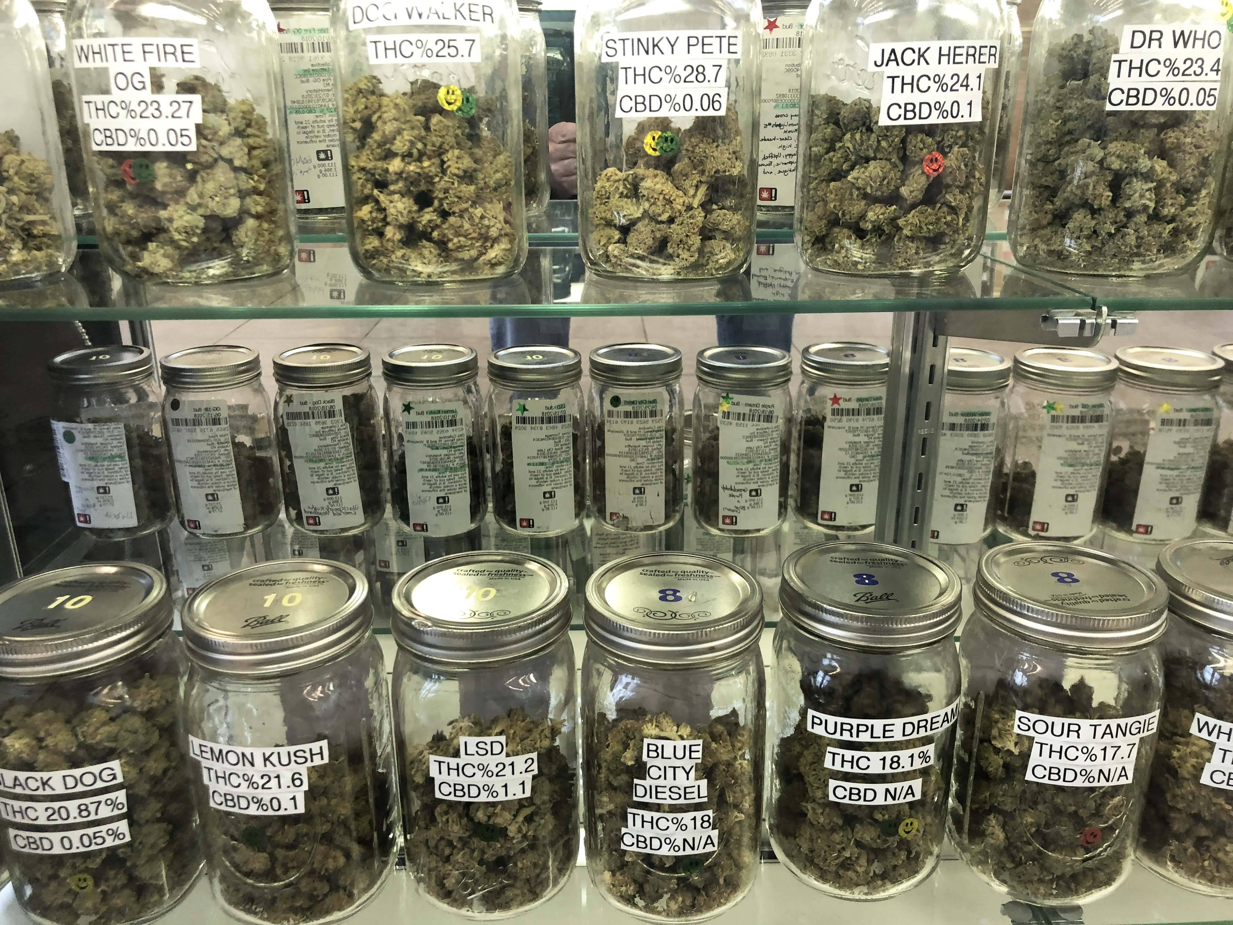 Legales Cannabis würde Deutschland Milliarden einbringen
