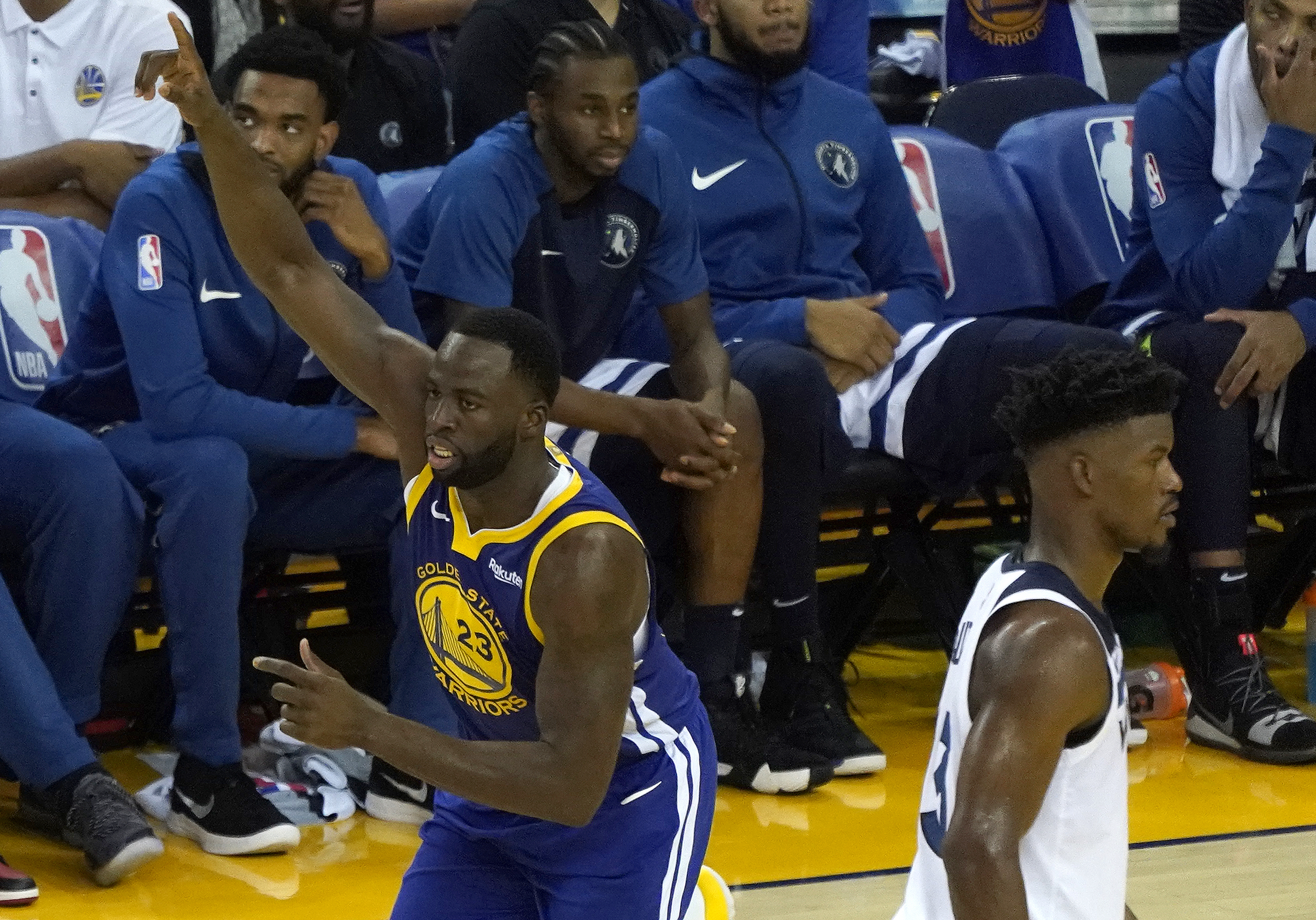 ab8dd2986795 What if the Warriors Traded Draymond Green  - VICE