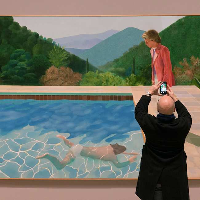 Is This $90 Million David Hockney The World\'s Most Expensive ...