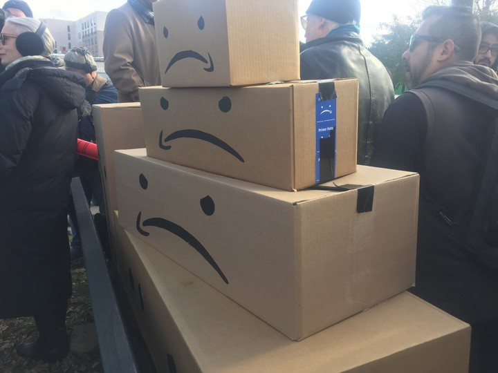 Amazon Is Creating Cities for the Rich