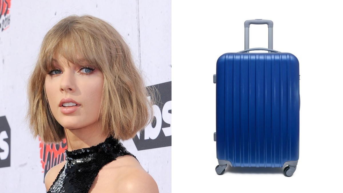 Taylor Swift Travels Around In A Big Suitcase to Avoid Paparazzi, Zayn Confirms