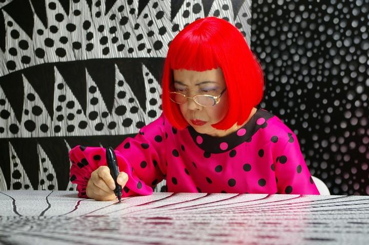 How Yayoi Kusama Beat the Art World At Its Own Game