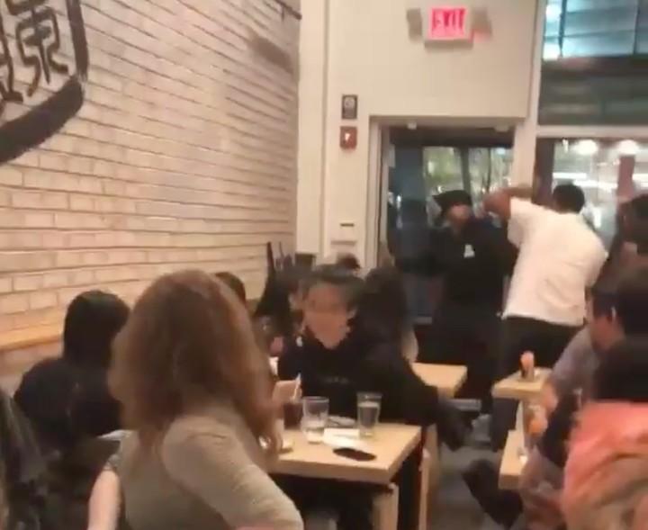 Diners Horrified by Graphic Fake Stabbing Stunt at Philadelphia Ramen Restaurant