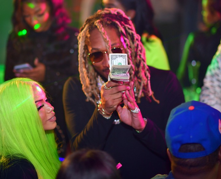 Where Did Future Get Those Amazing Chanel Skis?