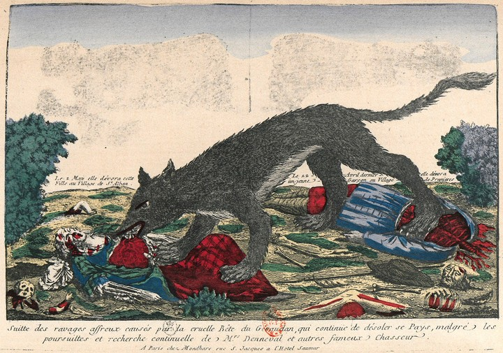 The 'Beast of Gévaudan' Killed Hundreds in 18th Century France. What Was It?
