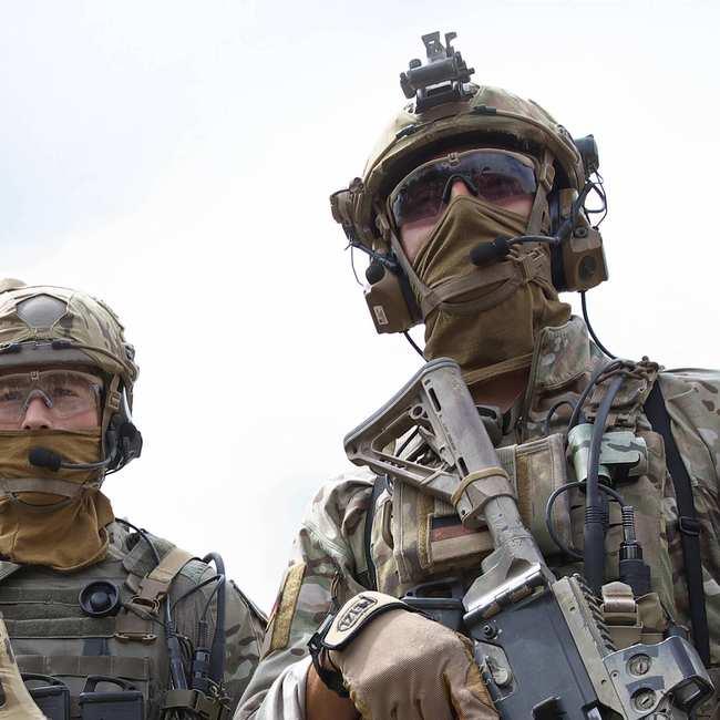 Armee Spezialkräfte