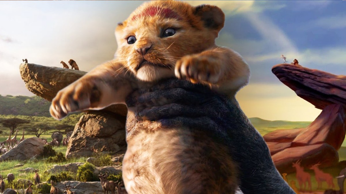The Live Action Lion King Trailer Is Here To Ruin Your