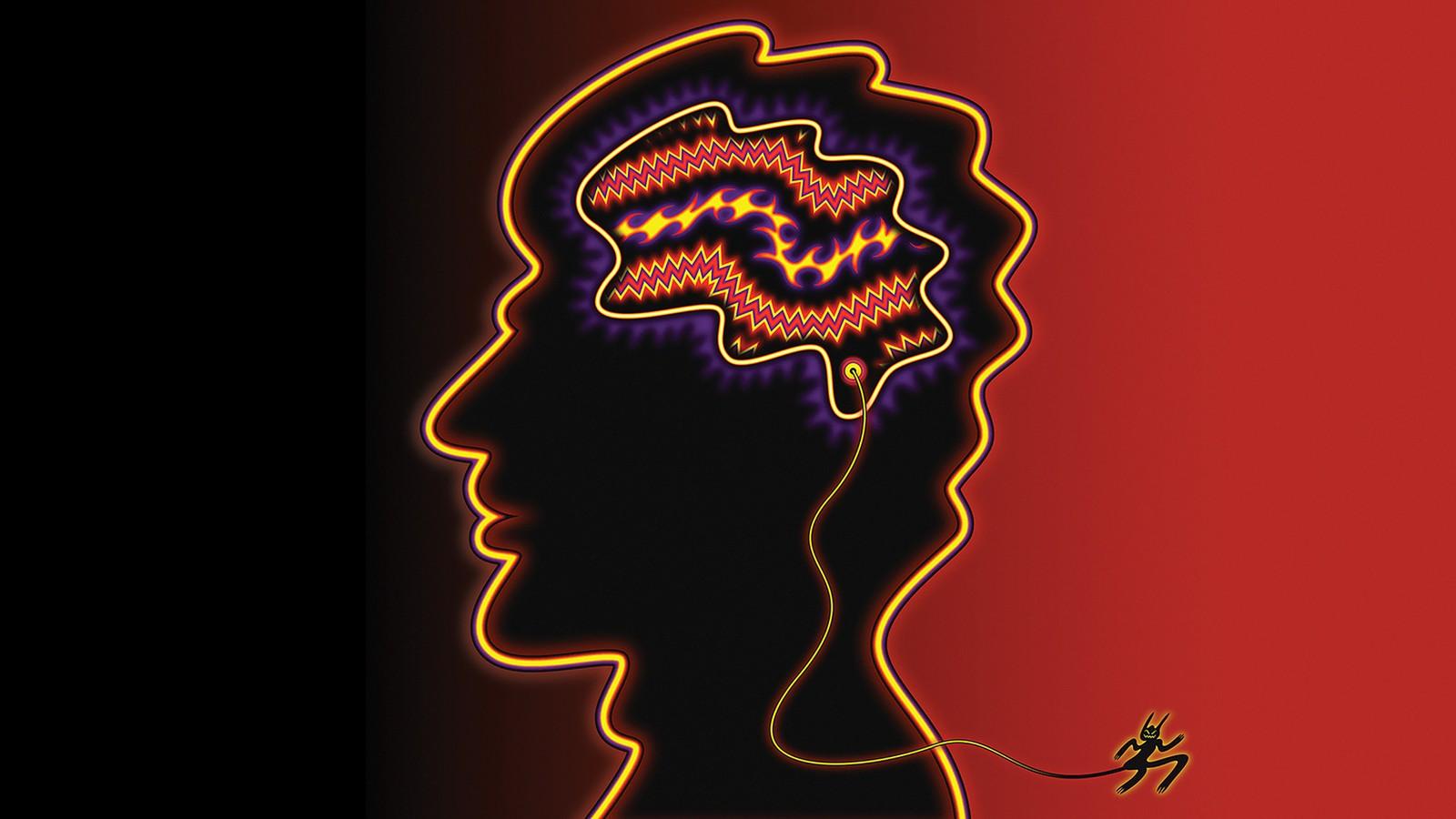 À quoi ressemble le cerveau lorsqu'il exprime de la haine