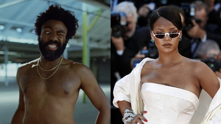 You Can Finally Watch the Trailer For Donald Glover and Rihanna's New Film