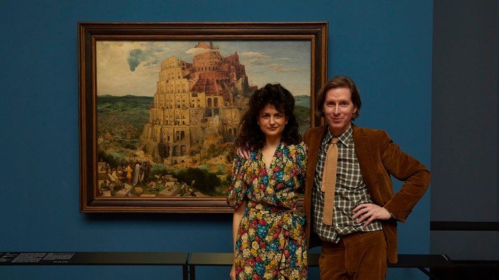 Spitzmaus Mummy in a Coffin | Wes Anderson Launches His First Exhibition in Vienna - Amuse