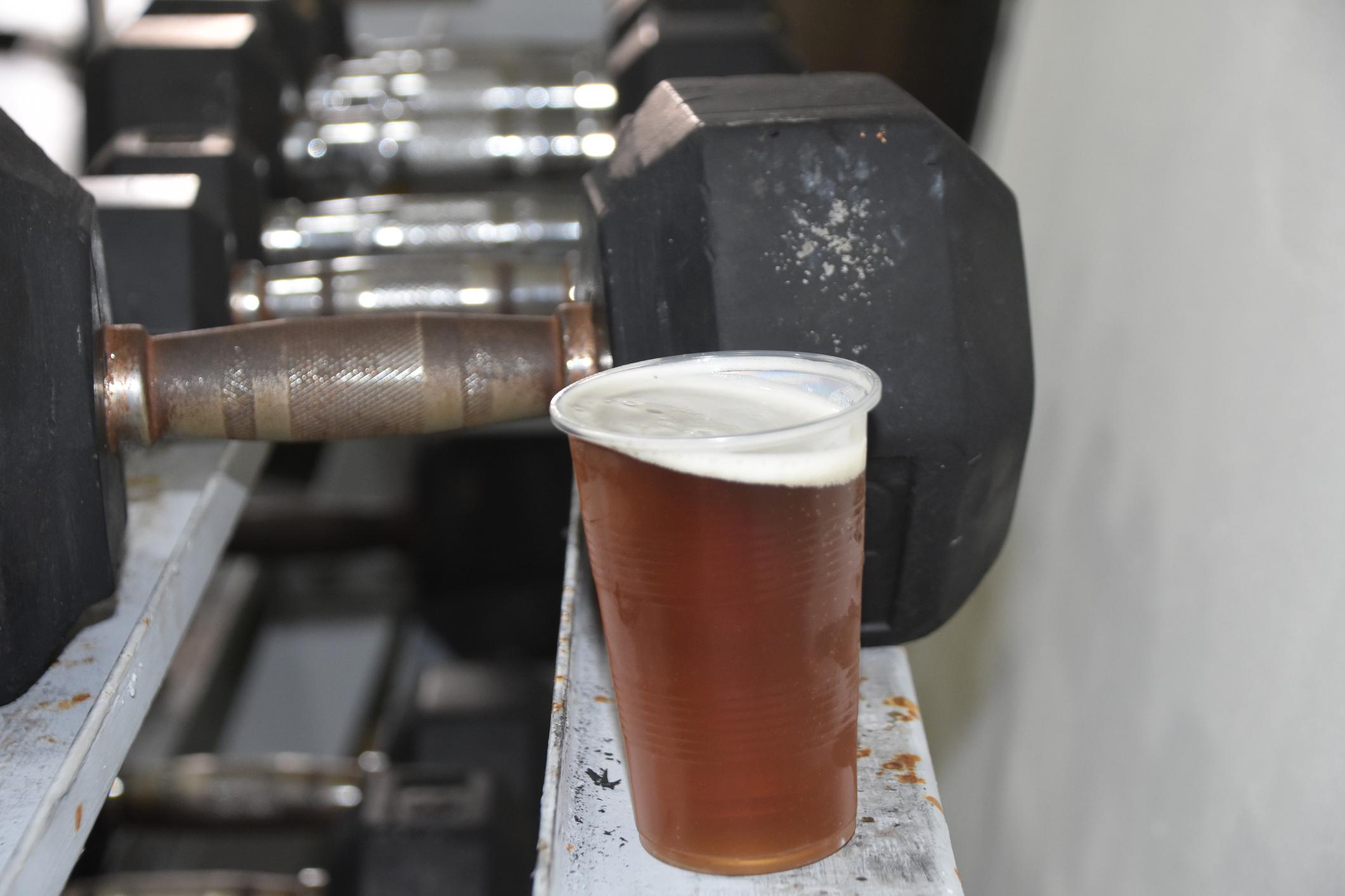 Perdida de peso por dejar de beber cerveza todos los dias