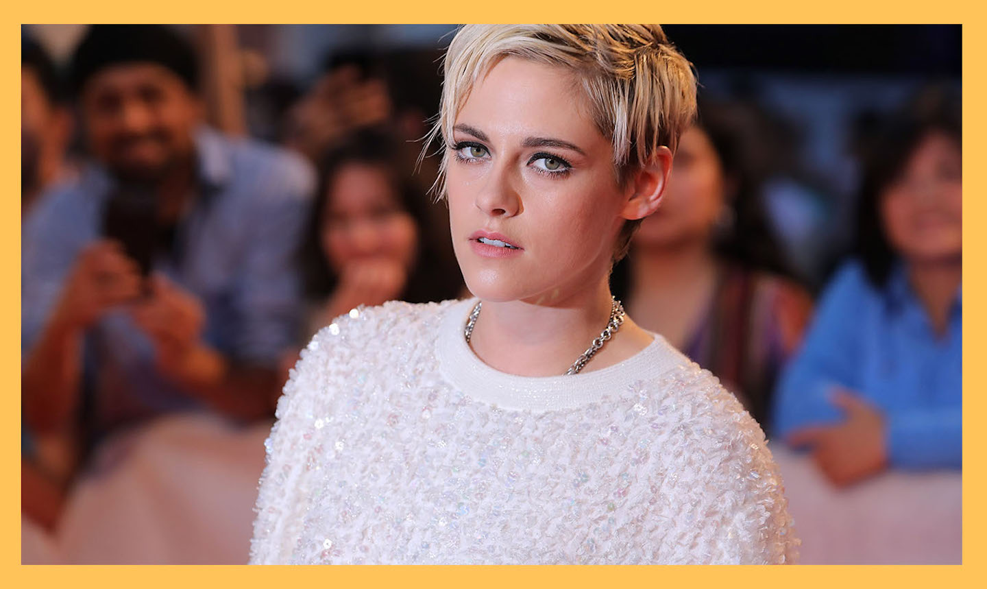 Get Kristin Stewart's Hairstyle and NewMood