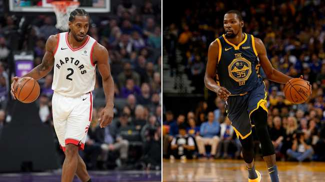 dc707222ad5 The Raptors and Warriors Are Treating Us to an Early NBA Finals Preview