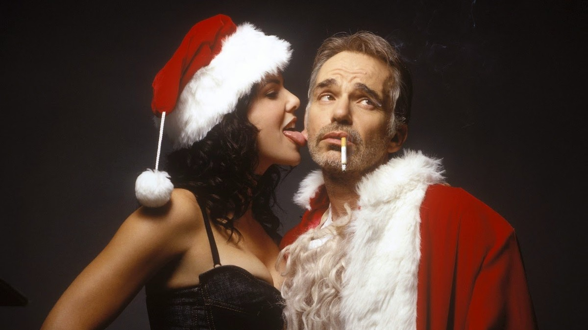 Bad Santa Is A Heartwarming Holiday Film About Overcoming Male