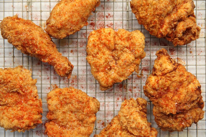Perfect Fried Chicken Recipe