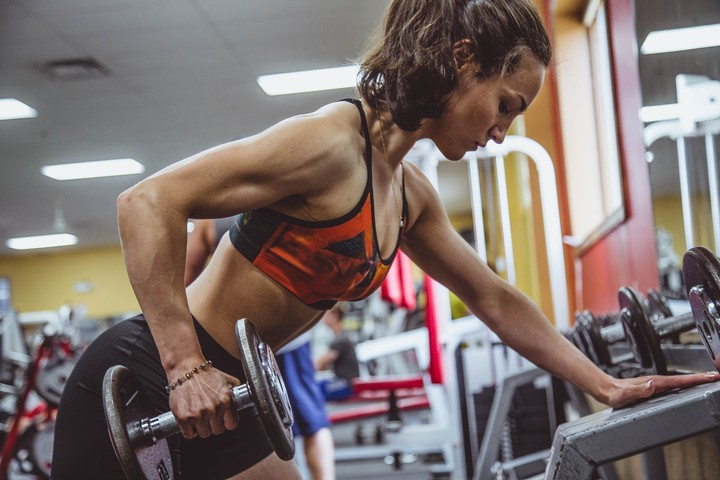 Lifting Weights Has a Surprising Effect on Mental Health