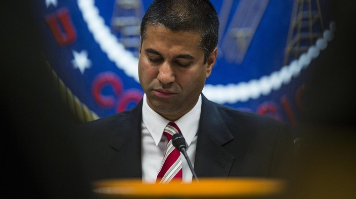 FCC Commissioner Says Agency's 'Hiding' What It Knows About Net Neutrality 'Fraud'