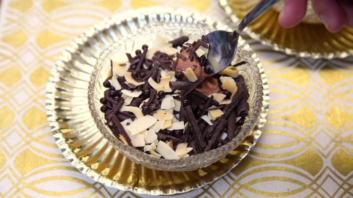 La mousse al cioccolato più semplice della vostra vita