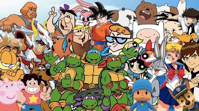 Dibujos Animados Vice