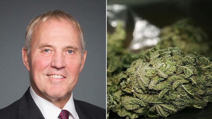 Canada's New Weed Minister Is a Cop
