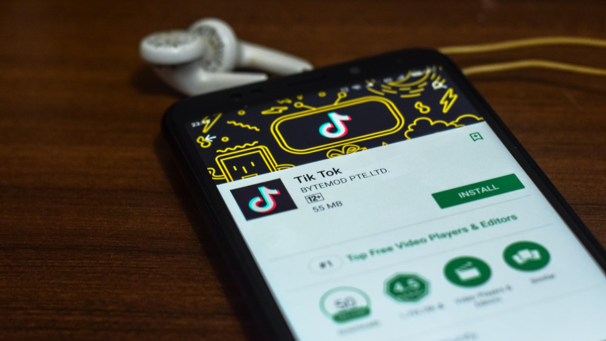 Tiktok The App Super Popular With Kids Has A Nudes Problem