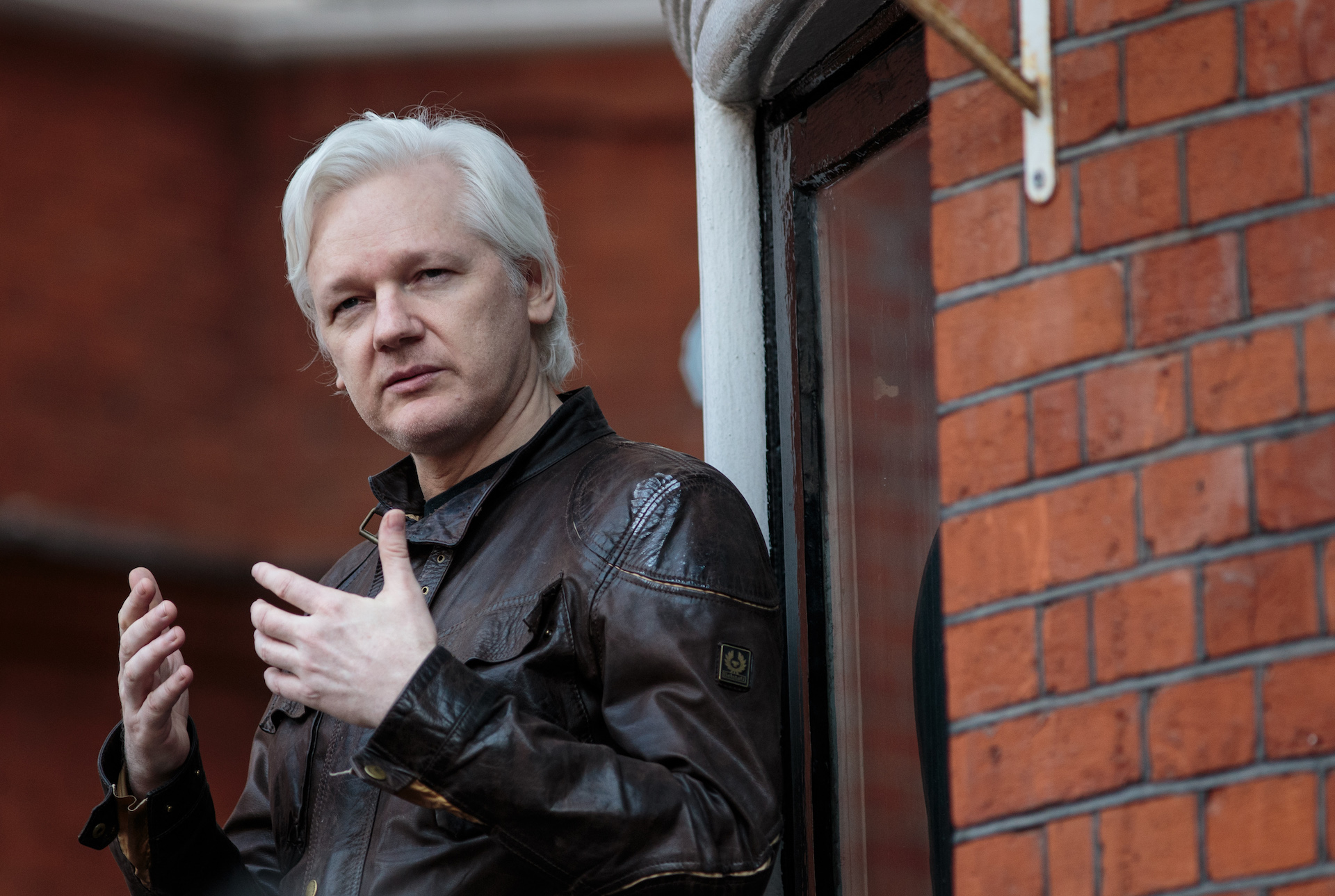 Ecuador struck a deal with the U.K. to get Assange out of its embassy — but he still won't go