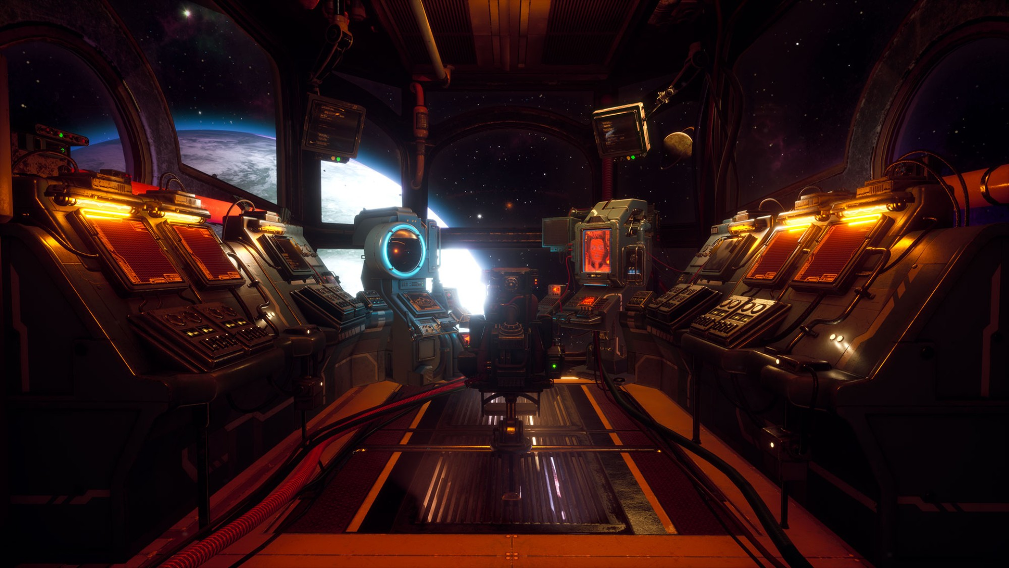 Watch the Trailer for Obsidian's New Space Western RPG 'The