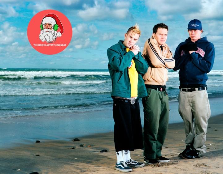 Blink-182's Big, Dumb, Anti-Christmas Spirit Lives On