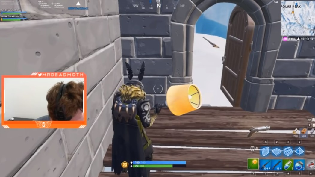 Fortnite Streamer Charged With Assault After Allegedly Hitting