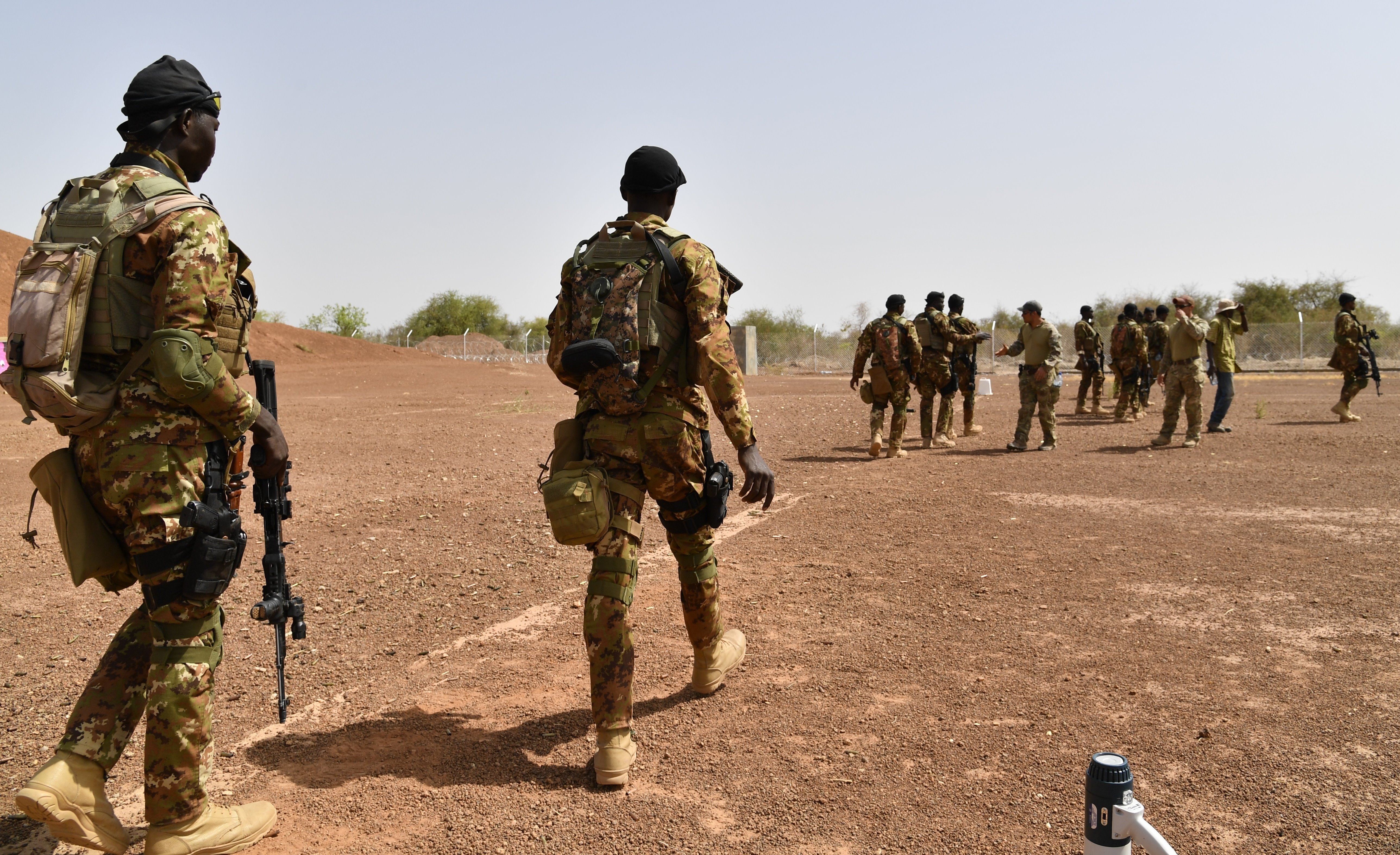 Exclusive: The U S  has more military operations in Africa than the