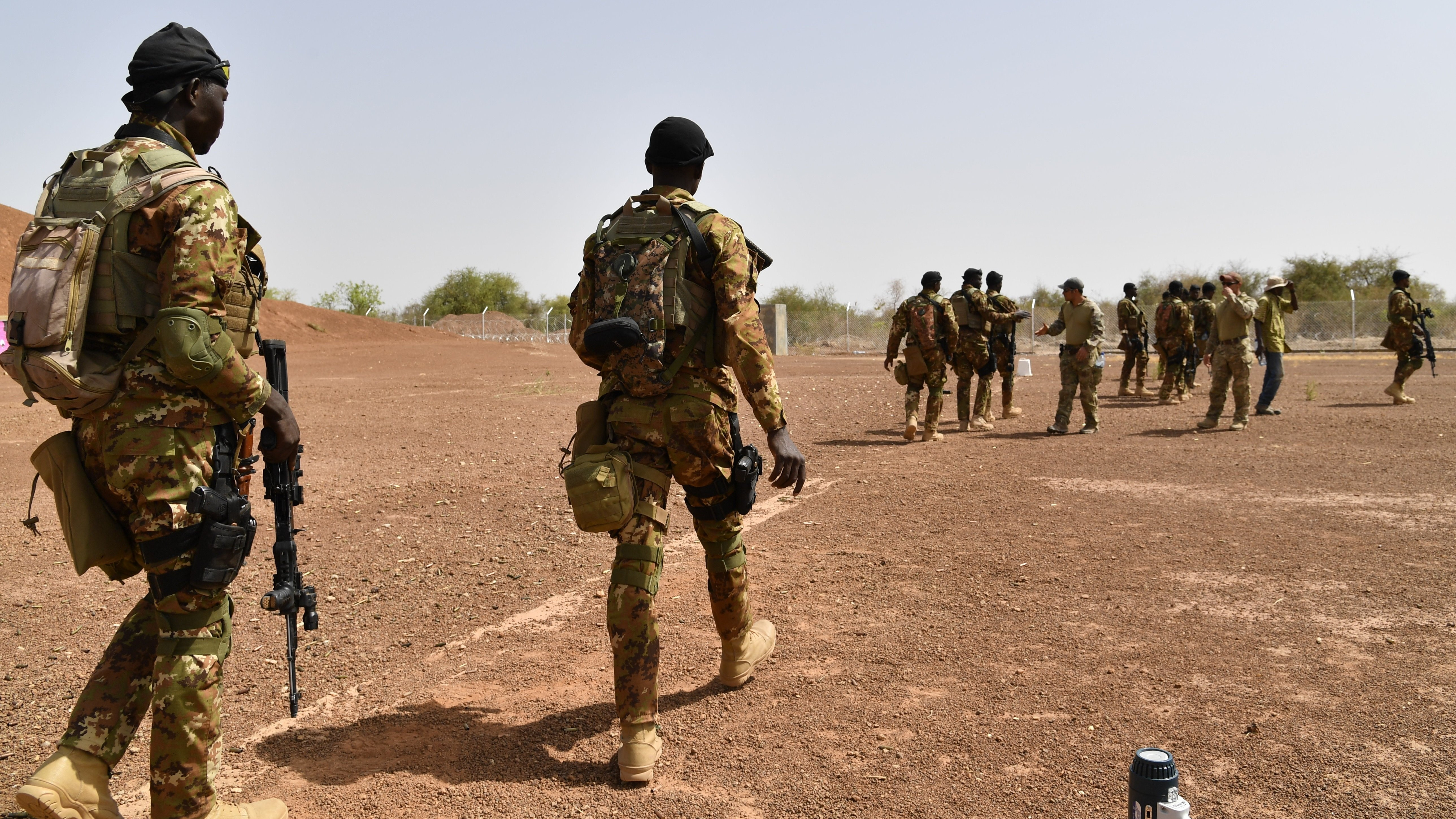 Afbeeldingsresultaat voor EXCLUSIVE: THE U.S. HAS MORE MILITARY OPERATIONS IN AFRICA THAN THE MIDDLE EAST
