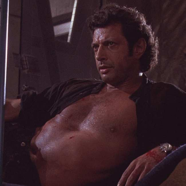 Jeff Goldblum and the daddy problem