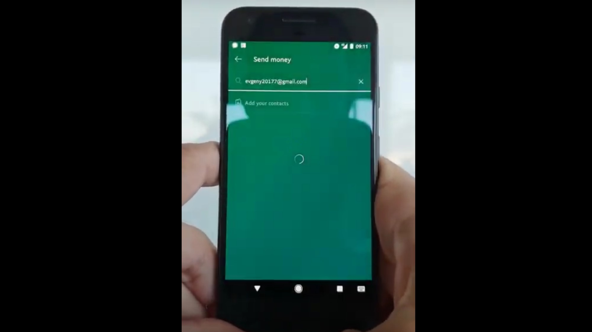 Watch Android Malware Automatically Steal 1,000 Euros From a