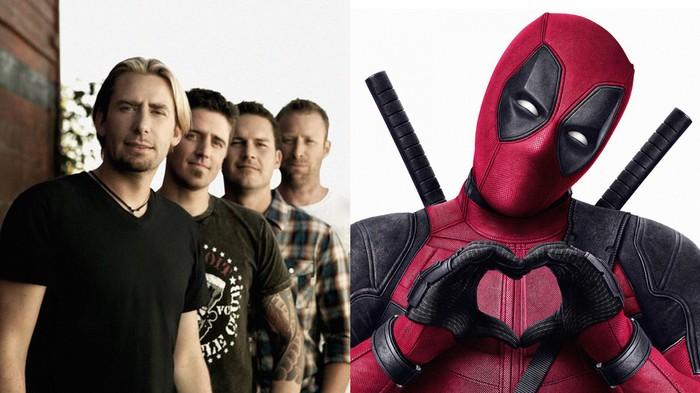 Watch Deadpool Defend Canada's Greatest Band Ever—Nickelback