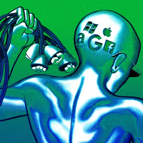 How I Quit Apple Microsoft Google Facebook And Amazon Motherboard