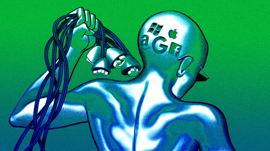 How I Quit Apple, Microsoft, Google, Facebook, and Amazon