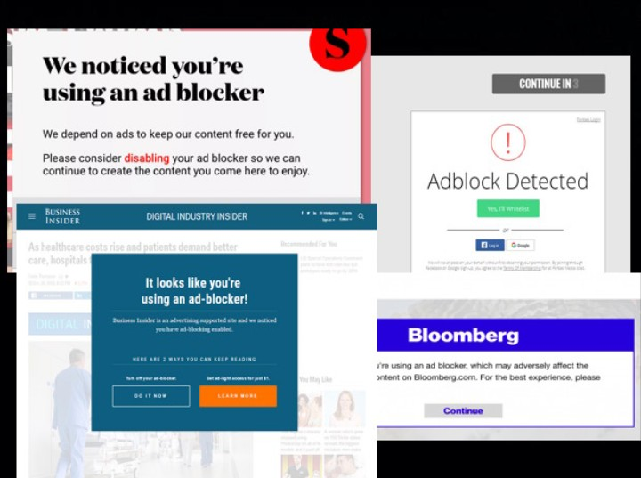 Why Your Ad Blocker Doesn't Block Those 'Please Turn Off Your Ad Blocker' Popups