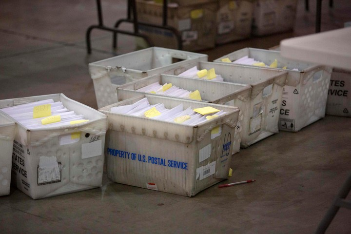 Wine Shop Worker Finds Long-Lost Election Ballots in Basement