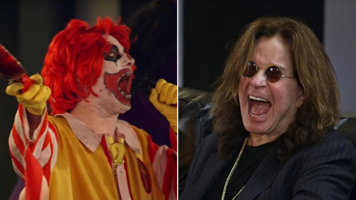 Ozzy Osbourne trifft auf den wahren Prince of Darkness ...
