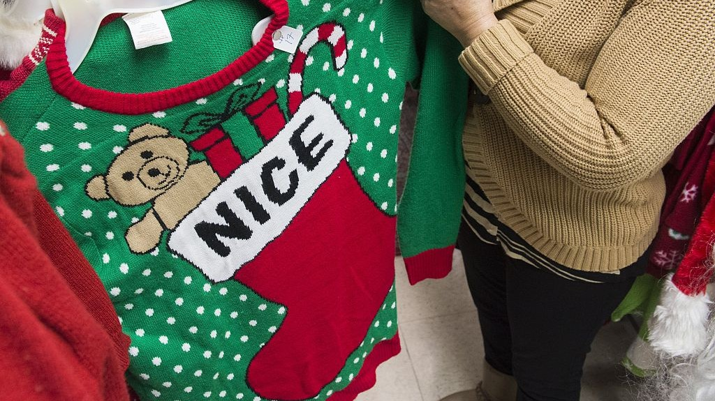 Ugly Christmas Sweaters Are Degrading Broadly