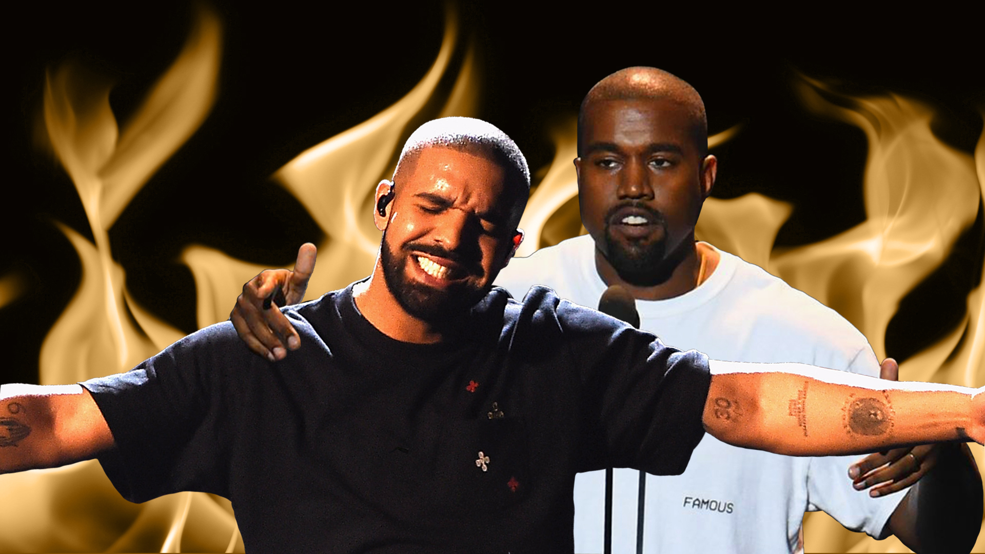 È Kim ancora risalente Kanye West