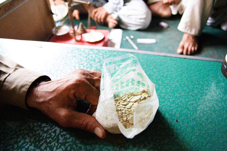 Pakistan Heroin