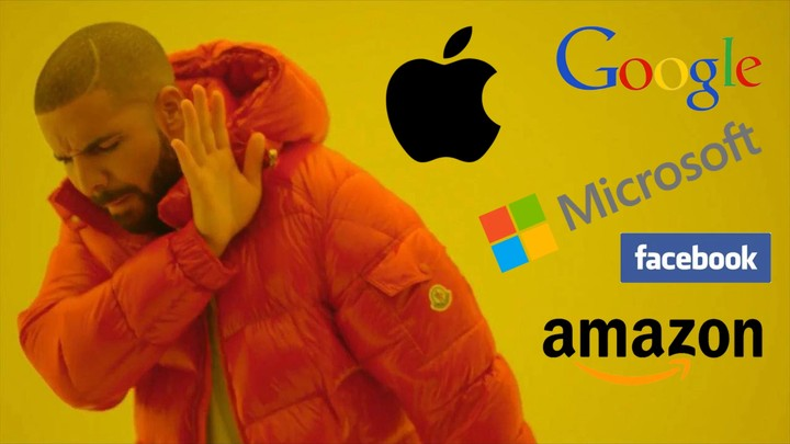 What I Learned By Quitting Apple, Amazon, Facebook, Google, and Microsoft