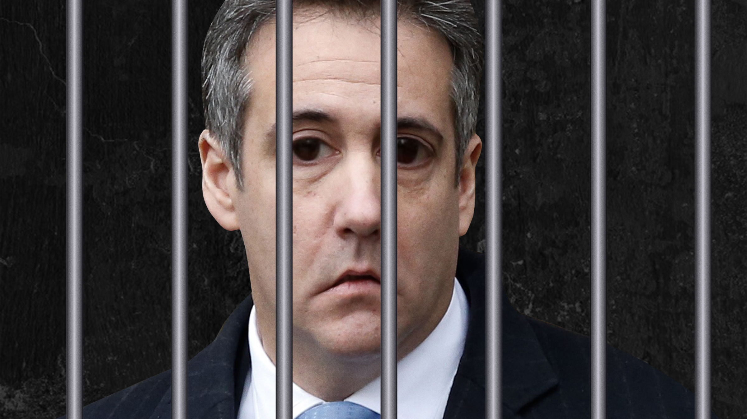 Image result for bad images of michael cohen prison