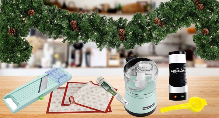 The Kitchen Gadgets We're Glad We Got This Year