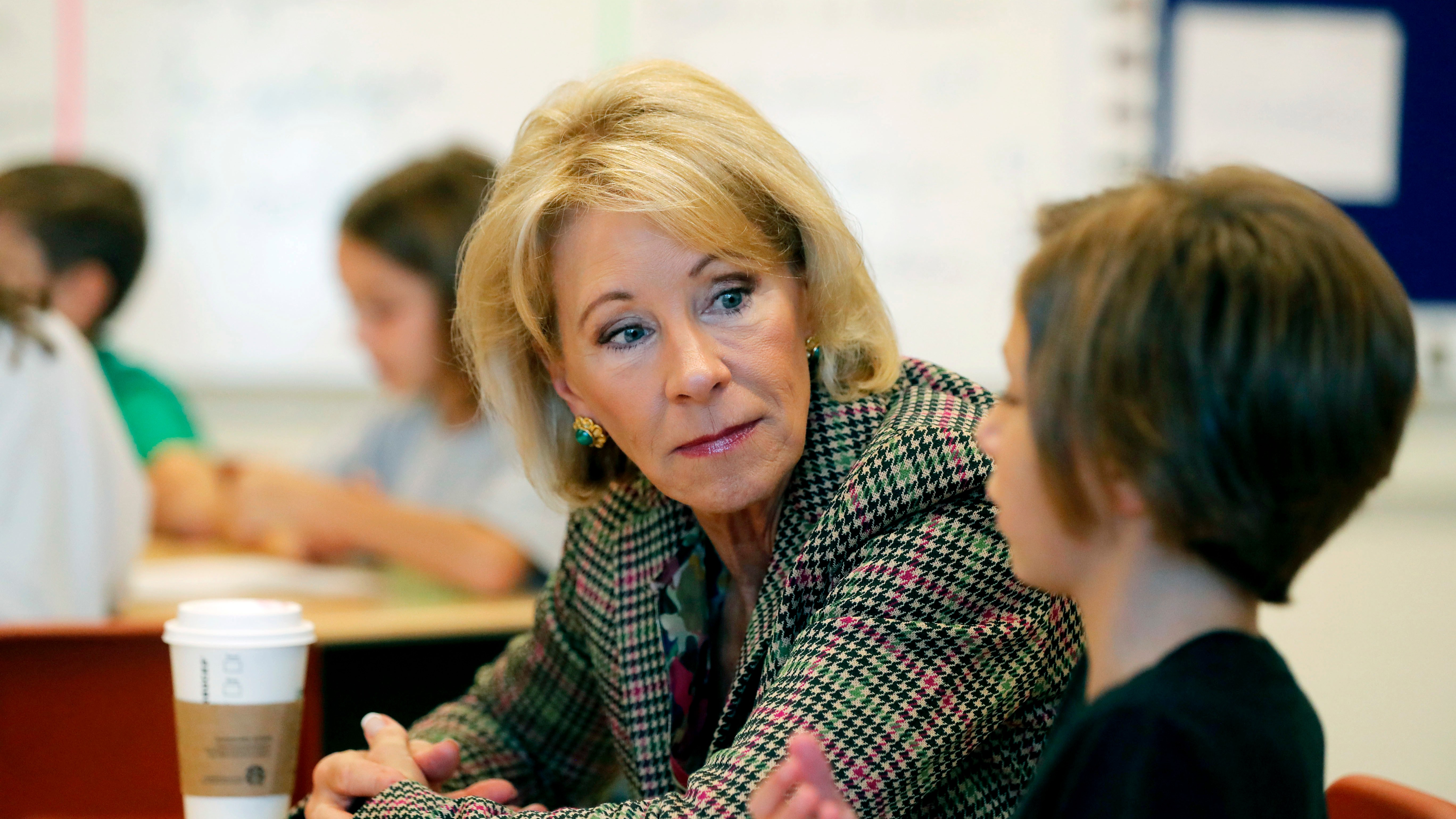 5 takeaways from Betsy Devos' 9-month investigation into school safety