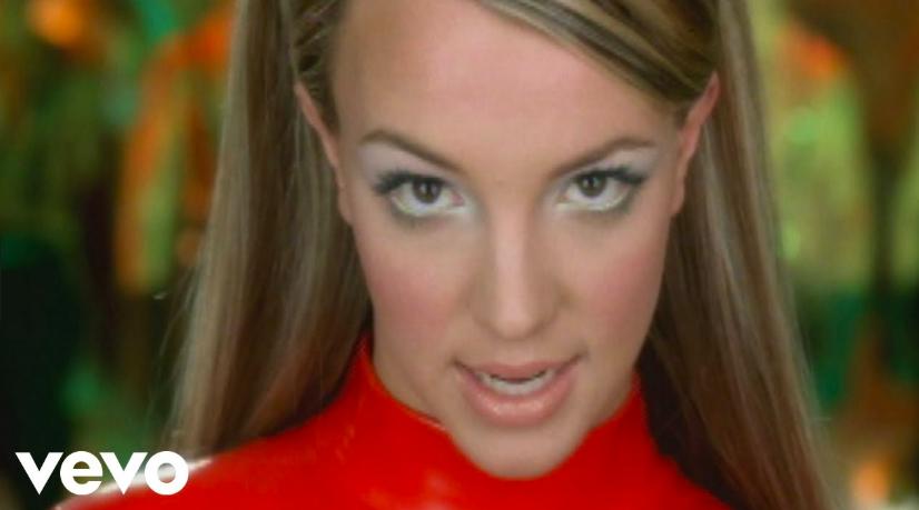 Britney Spears har lesbisk sex